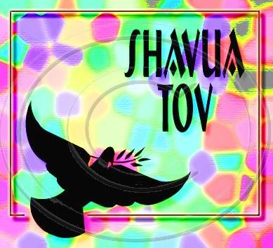 Shavua tov - a good week